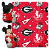 NCAA Georgia Bulldogs Disney Mickey Mouse Hugger