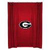 NCAA Georgia Bulldogs Shower Curtain
