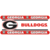 NCAA Georgia Bulldogs Wall Paper Border