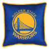 NBA Golden State Warriors Pillow - Sidelines Series