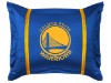 NBA Golden State Warriors Pillow Sham - Sidelines Series
