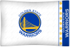 NBA Golden State Warriors Micro Fiber Pillow Cases (set of 2)