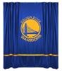 NBA Golden State Warriors Shower Curtain