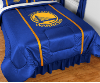 NBA Golden State Warriors Comforter - Sidelines Series