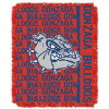 NCAA Gonzaga Bulldogs FOCUS 48x60 Triple Woven Jacquard Throw