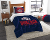 NCAA Gonzaga Bulldogs Twin Comforter Set