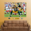 NFL Green Bay Packers Clay Matthews Mural Fat Head