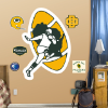 NFL Green Bay Packers CLASSIC Logo Fat Head