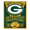 NFL Green Bay Packers 50x60 Fleece Throw Blanket