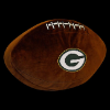 NFL Green Bay Packers 3D Football Pillow