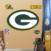 NFL Green Bay Packers Logo Fat Head