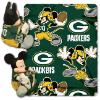 NFL Green Bay Packers Disney Mickey Mouse Hugger
