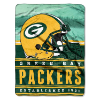 NFL Green Bay Packers 60x80 Silk Touch Raschel Throw Blanket