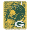 NFL Green Bay Packers SPIRAL 48x60 Triple Woven Jacquard Throw