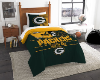 NFL Green Bay Packers Twin Comforter Set