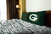 NFL Green Bay Packers Twin Sheet Set