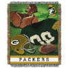 NFL Green Bay Packers Vintage 48x60 Tapestry