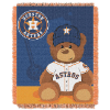 MLB Houston Astros Baby Blanket