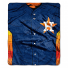 MLB Houston Astros 50x60 Raschel Throw