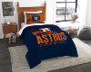 MLB Houston Astros Twin Comforter Set