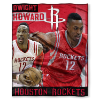 NBA Houston Rockets Dwight Howard 50x60 Silk Touch Blanket