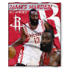 NBA Houston Rockets James Harden 50x60 Silk Touch Blanket