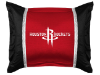 NBA Houston Rockets Pillow Sham - Sidelines Series