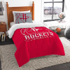 NBA Houston Rockets Twin Comforter Set