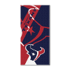 NFL Houston Texans Colossal Beach Towel