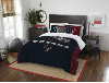 NFL Houston Texans QUEEN Comforter and 2 Shams