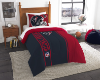 NFL Houston Texans Twin Comforter with Sham