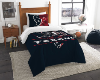 NFL Houston Texans Twin Comforter Set