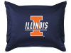 NCAA Illinois Fighting Illini Pillow Sham - Locker Room Series