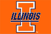 NCAA Illinois Fighting Illini 20x30 Tufted Rug