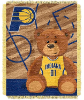 NBA Indiana Pacers Baby Blanket