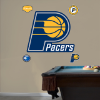 NBA Indiana Pacers Logo Fat Head