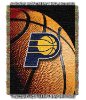NBA Indiana Pacers Real Photo 48x60 Tapestry Throw