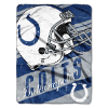 NFL Indianapolis Colts 50x60 Micro Raschel Throw Blanket