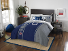 NFL Indianapolis Colts Full Comforter and 2 Shams