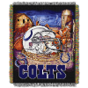 NFL Indianapolis Colts Home Field Advantage 48x60 Tapestry Throw