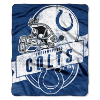 NFL Indianapolis Colts 50x60 Raschel Throw