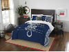 NFL Indianapolis Colts QUEEN Comforter and 2 Shams