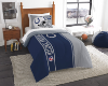 NFL Indianapolis Colts Twin Comforter with Sham