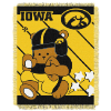 NCAA Iowa Hawkeyes Baby Blanket