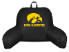 NCAA Iowa Hawkeyes Bed Rest Pillow