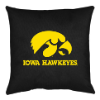 NCAA Iowa Hawkeyes Pillow - Locker Room Series