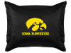 NCAA Iowa Hawkeyes Pillow Sham - Locker Room Series