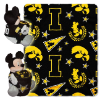 NCAA Iowa Hawkeyes Disney Mickey Mouse Hugger