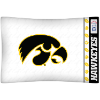 NCAA Iowa Hawkeyes Micro Fiber Pillow Cases (set of 2)