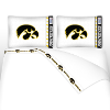 NCAA Iowa Hawkeyes Micro Fiber Bed Sheets